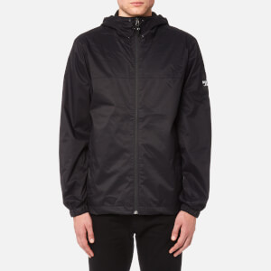 The North Face Men's Mountain Q Jacket - TNF Black/High Rise Grey