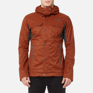 The North Face Men's Arrano Jacket - Brandy Brown/Asphalt Grey