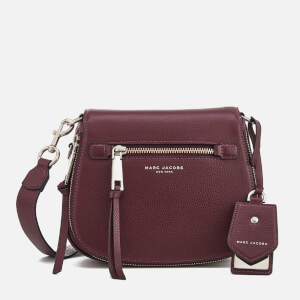 Marc Jacobs Women's Recruit Small Nomad Shoulder Bag - Blackberry