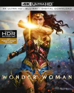 Wonder Woman - 4K Ultra HD (Digital Download)