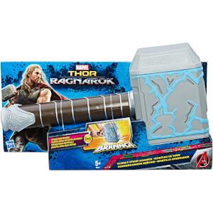 Marvel Avengers Thor: Ragnarok Thor Rumble Strike Hammer