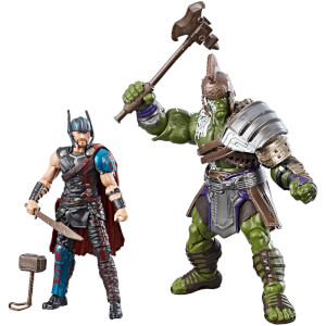 Marvel Avengers Thor: Ragnarok 3.75 Inch Movie Figures (2 Packs)