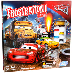 Hasbro Gaming Cars 3 Trouble