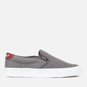 Superdry Women's Dion Slip On Trainers - Moose Grey