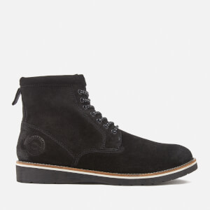 Superdry Men's Stirling Lace Up Boots - Black