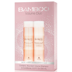 Alterna Bamboo Volume Holiday Duo Set