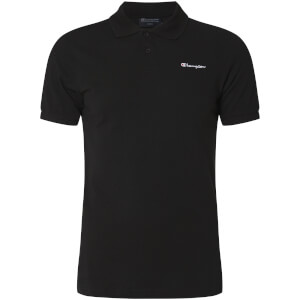 Champion Men's Polo Shirt - Black