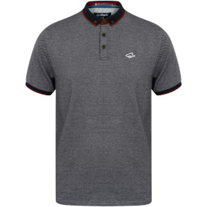 Le Shark Men's Ranger Jacquard Polo Shirt - Navy
