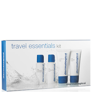 Kit de cuidado de la piel Travel Essentials de Dermatologica