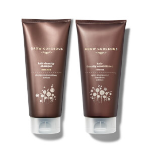 Grow Gorgeous Intense Shampoo and Conditioner Duo (Worth $70)