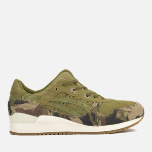 Asics Lifestyle Men's Gel-Lyte III Trainers - Martinini Olive
