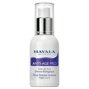 Mavala Anti-Age Pro Time Release System Night Care Serum 30ml