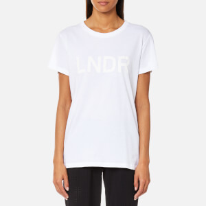 LNDR Women's Organic Cotton T-Shirt - White