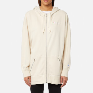 Champion Women's Oversize Hoody - White