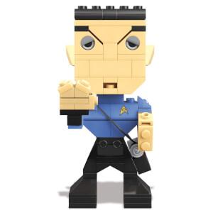 Mega Bloks Kubros Star Trek Spock Figure
