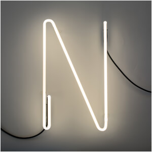 Seletti Alphafont Neon Letter - 35cm - N