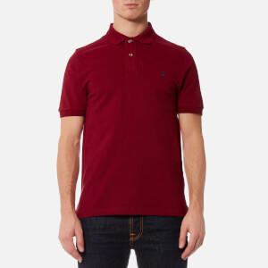 Joules Men's Classic Fit Polo Shirt - Rhubarb