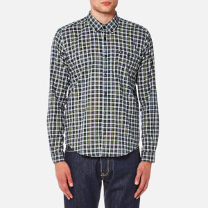 Barbour Men's Fletcher Long Sleeve Shirt - Green