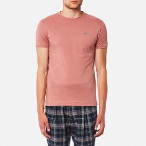 Vivienne Westwood MAN Men's Organic Jersey Peru T-Shirt - Pink