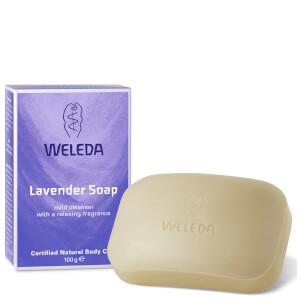 Jabón de lavanda de Weleda 100 g