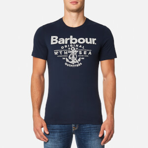 Barbour Men's Sea T-Shirt - Navy