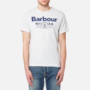 Barbour Men's Cove T-Shirt - Ecru Marl