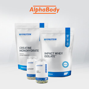 PACK ALPHABODY