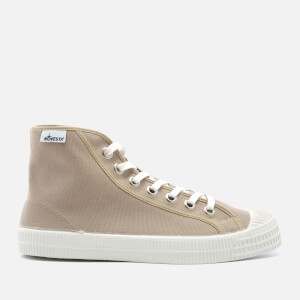 Novesta Men's Star Dribble Hi-Top Trainers - Platan