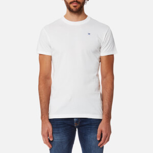 Hackett Men's Short Sleeve Logo T-Shirt - White