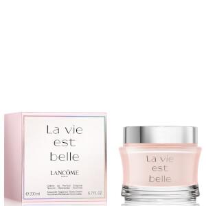 Lancôme La Vie est Belle Perfume Body Cream 200ml