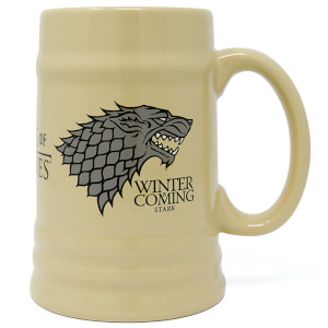 Chope Game of Thrones (Maison Stark)