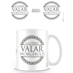 Tasse Valar Morghulis -Games of Thrones