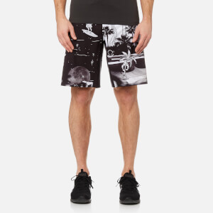 Reebok Men's CrossFit Super Nasty Core Board Shorts - Black