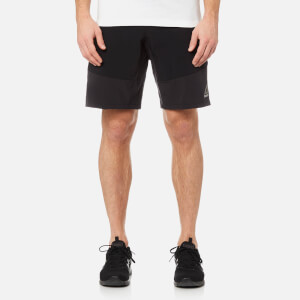 Reebok Men's Epic Endure Reflect Shorts - Black