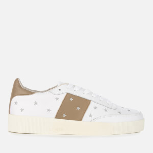 Senso Women's Aurora Leather Trainers - Cashmere