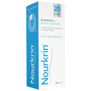 Nourkrin Shampoo and Scalp Cleanser 100ml