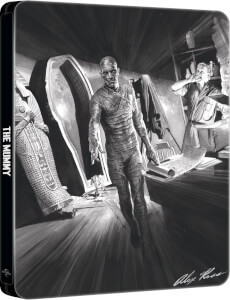 La momia (1932): Colección de Alex Ross - Steelbook Exclusivo de Zavvi