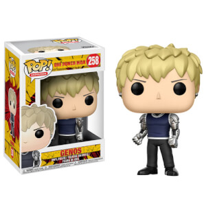 One Punch Man Genos Pop! Vinyl Figur