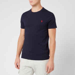 Polo Ralph Lauren Men's Custom Slim Fit Cotton T-Shirt - Ink
