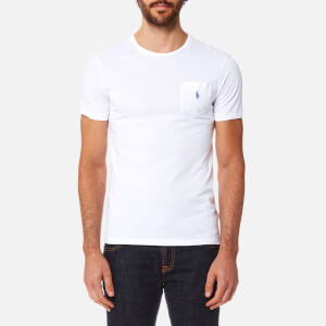 Polo Ralph Lauren Men's Pocket T-Shirt - White