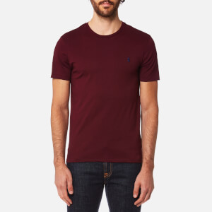 Polo Ralph Lauren Men's Custom Fit Short Sleeve T-Shirt - Fall Burgundy