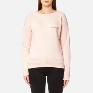 Maison Labiche Women's Mademoiselle Sweatshirt - Rose Chine