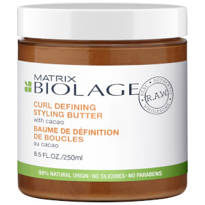 Matrix Biolage R.A.W. Curl Defining Styling Butter 8.5 oz