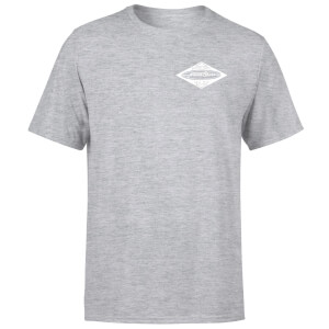 Native Shore Men's Core Board T-Shirt - Light Grey Marl