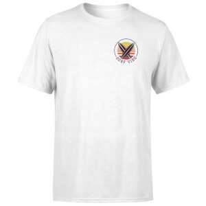 Camiseta Native Shore Surf Vibe - Hombre - Blanco