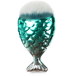 NIKO Pro Mini Mermaid Sculpting Brush - Green
