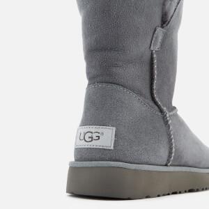 UGG Women's Classic Cuff Short Sheepskin Boots - Geyser: Image 6