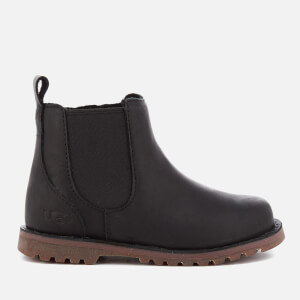 UGG Toddlers' Callum Suede Chelsea Boots - Black
