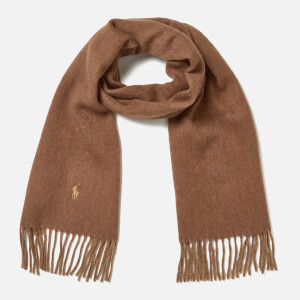Polo Ralph Lauren Women's Reversible Scarf - Camel