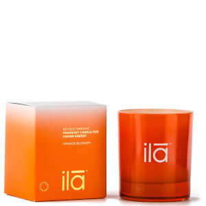 ila-spa Candle for Higher Energy - Orange Blossom